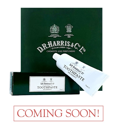 D.R Harris Spearmint Toothpaste 75ml / 100g