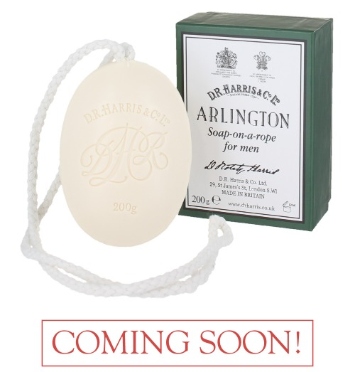 Arlington Soap on a Rope 200g
