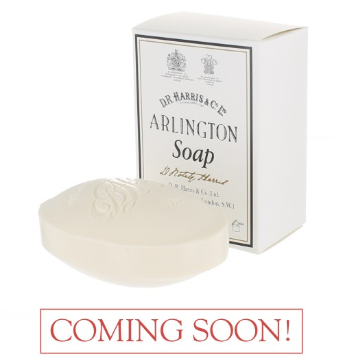 Arlington Bath Soap and Box Hand 150g